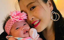Nghệ sĩ Kiều Oanh tái ngộ khán giả sau khi sinh con thứ hai