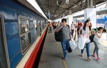 Đường sắt tăng cường 14.500 chỗ dịp Tết Dương lịch 2019