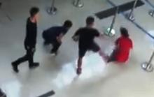 Nữ nhân viên hàng không bị nam thanh niên tát, đạp ngã tại sân bay Thọ Xuân