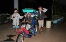 Gần 0 giờ, nhiều khách sạn ở Vũng Tàu vẫn mở cửa đón người nghèo tránh bão