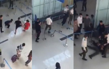 Nhân viên hàng không bị đánh: An ninh hàng không được sử dụng vũ khí, công cụ hỗ trợ nào?