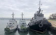 Nga quyết không thả tàu Ukraine bất chấp áp lực phương Tây
