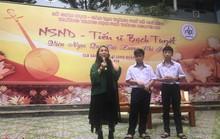 Sở VH-TT TP HCM sẽ hỗ trợ chương trình Sân khấu học đường