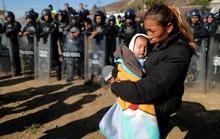 Cảnh tượng gây sốc tại biên giới Mỹ