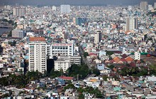Mối đe dọa từ việc đô thị hóa gia tăng không kiểm soát
