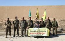 IS và lực lượng Mỹ hậu thuẫn đụng độ ác liệt ở Syria