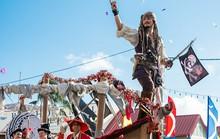 Du khách được hóa thân thành cướp biển vùng Carribean
