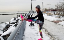 Quy tắc vàng cần nhớ khi tập thể dục mùa đông