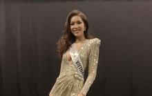 Minh Tú gặp rắc rối lớn tại cuộc thi Hoa hậu Siêu quốc gia
