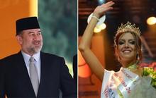 Lộ ảnh vua Malaysia cưới hoa khôi Moscow