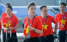 Đẩy sớm giờ khởi hành các chuyến bay từ Hà Nội, TP HCM đi Bacolod tiếp lửa tuyển Việt Nam