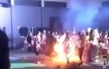 Vụ nữ sinh viên bốc cháy tại lễ hội Halloween: Sự cố ngoài ý muốn nên không xem xét kỷ luật