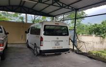 Bắt nóng đối tượng trộm xe khách đang bỏ trốn ra hầm Hải Vân
