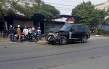 Xe sang Range Rover tông tử vong nữ hiệu trưởng rồi bỏ chạy