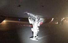 Báo cáo Thủ tướng vụ máy bay gặp sự cố khi hạ cánh