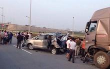 Vụ xe container tông Innova lùi trên đường cao tốc: Tòa tuyên có thuyết phục?