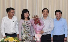 Giám đốc Sở Kế hoạch và Đầu tư TP HCM được điều động về Thành ủy