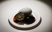 Sầu riêng, trứng bắc thảo vào bảo tàng các món ăn dị