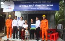 EVN SPC trao 20 căn nhà tình nghĩa, tình thương tại Hậu Giang