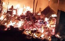 Đốt rác gây hỏa hoạn kinh hoàng giữa đêm ở Gò Vấp