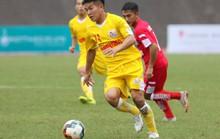 Ghi siêu phẩm, đồng đội của Quang Hải giúp U21 Hà Nội vào bán kết