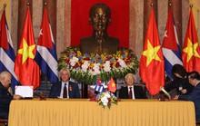 Việt Nam - Cuba:  Tăng gấp đôi kim ngạch thương mại