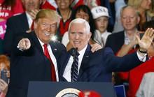 Ông Trump phái phó tướng tới châu Á để đấu Trung Quốc