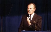 Cựu Tổng thống Bush cha qua đời