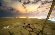 Làm bậy trên kim tự tháp, nhiếp ảnh gia gây phẫn nộ
