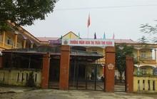 Trẻ 3 tuổi tử vong bất thường tại trường mầm non ở Thanh Hóa
