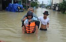 Quảng Nam: Đi cứu hộ về, dân quân tử nạn trong mưa lạnh