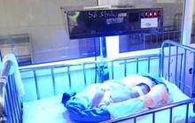 Bé gái sơ sinh bị bỏ lại cùng 1 triệu đồng dưới trời rét cắt da