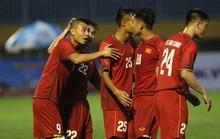 Việt Nam hạ đẹp Malaysia ở Giải U21 quốc tế 2018