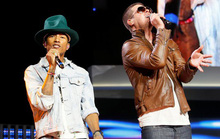 Robin Thicke - Pharrell Williams vẫn thua đau vụ kiện triệu USD