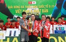 Tokyu S Reyes vô địch Giải U13 Việt Nam - Nhật Bản