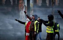 Pháp: Biểu tình áo ghi-lê vàng mất đà vì ...lạnh