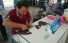 Quận 4, TP HCM tổ chức thi thợ giỏi ngành da giày