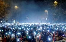 Phân nửa châu Âu đang biểu tình?