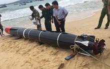 Thông tin thêm về vật thể nghi là ngư lôi do ngư dân vớt được