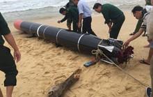 Đã xác định được vật thể lạ do ngư dân vớt lên từ vùng biển Phú Yên