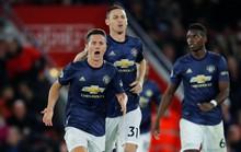 Sir Alex Ferguson đứng hình với trận hoà nghẹt thở của Man United