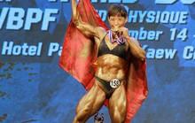 Hai kiến càng nữ lên ngôi vô địch thế giới