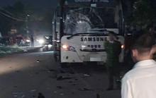 2 thanh niên đi xe SH tử vong sau va chạm với xe chở công nhân Samsung