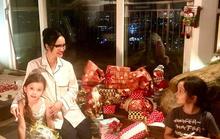 Cùng ngắm các Sao Việt trang trí nhà đón Noel đầy màu sắc