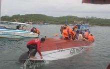Lật tàu du lịch ở Nha Trang, ít nhất 2 người chết đuối