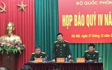 Bộ Quốc phòng thông tin việc giải thể một loạt đơn vị