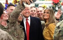 Bất ngờ thăm lính Mỹ tại Iraq, ông Trump bị nước chủ nhà chỉ trích