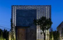 Căn nhà toàn lỗ ở Hưng Yên đẹp ấn tượng trên báo Mỹ