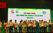 29 tập thể, cá nhân, cộng đồng nhận Giải thưởng Môi trường TP HCM