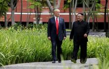 Thông điệp tình cảm của ông Trump dành cho ông Kim Jong-un